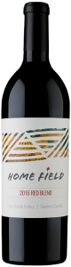 Home Field 2016 Red Blend bottle